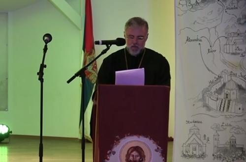 Svetosavska beseda Ep. Grigorija