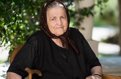 Бесједа Епископа Григорија на опијелу мајци Савки